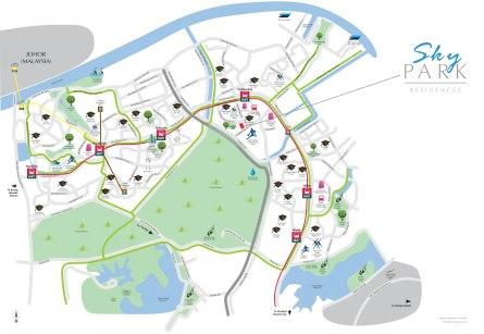 skypark_location map